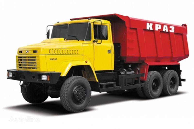 KRAZ 65032 tip 5  autobasculantă