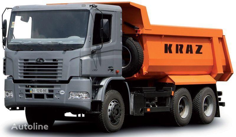 KRAZ S20.2 autobasculantă nou