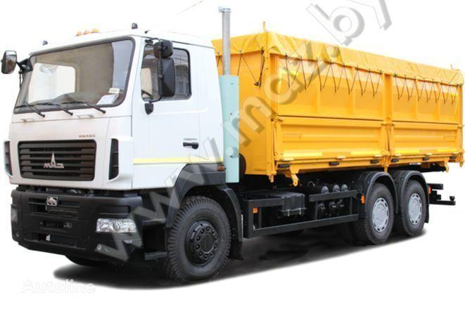 MAZ 6501B9-420-031 autobasculantă nou