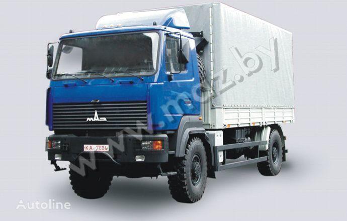 MAZ 5309 Polnoprivodnyy camion cu prelata