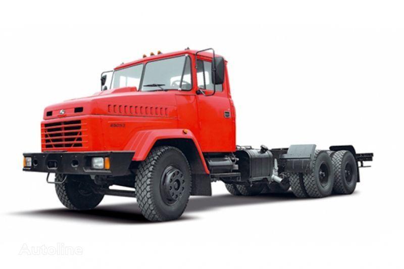 KRAZ 65053 camion şasiu