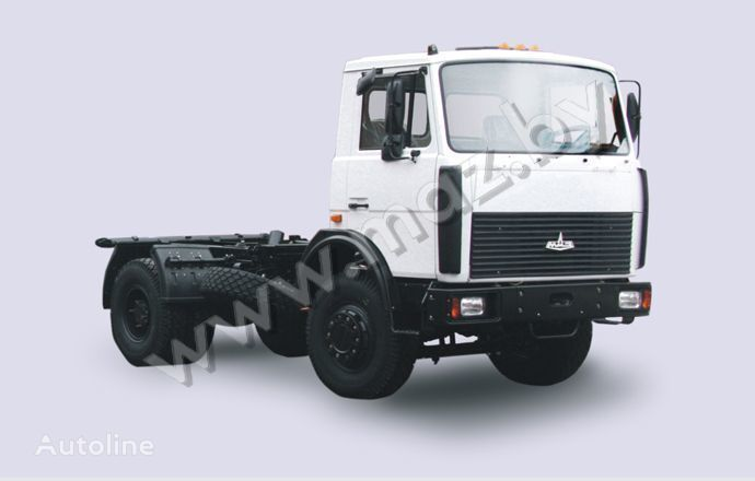 MAZ 5551 camion şasiu