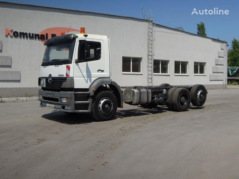 MERCEDES-BENZ Atego 2628 camion şasiu
