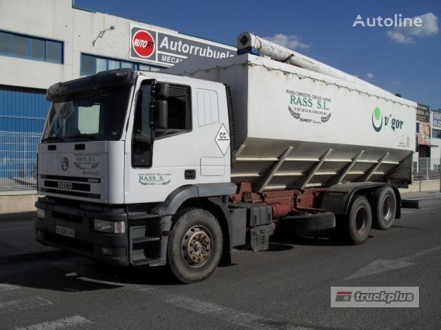 IVECO EUROTECH 260 E 30 camion siloz