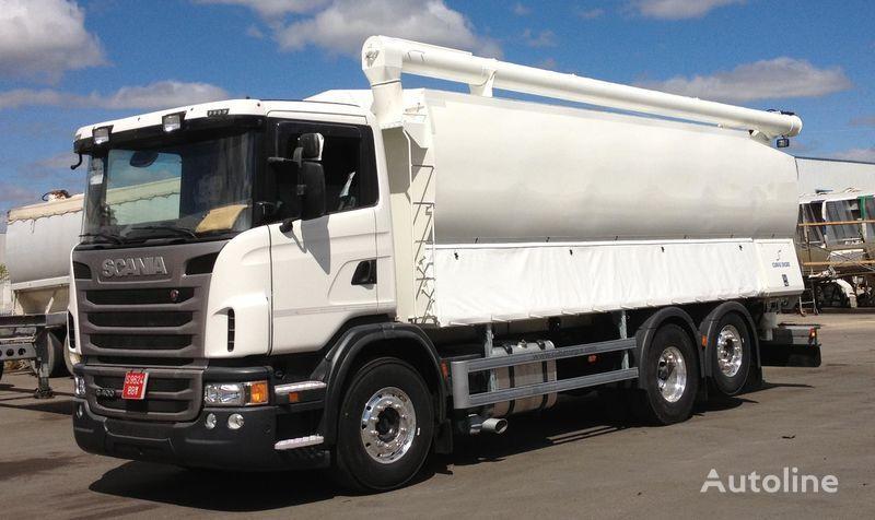 SCANIA 360 camion siloz nou în bucăți
