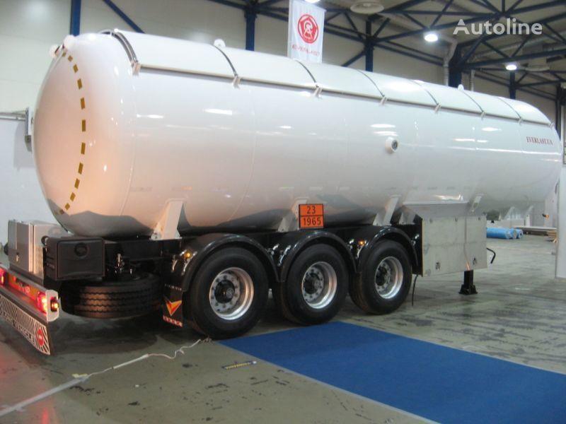 EVERLAST LPG-40 cisternă LPG nouă