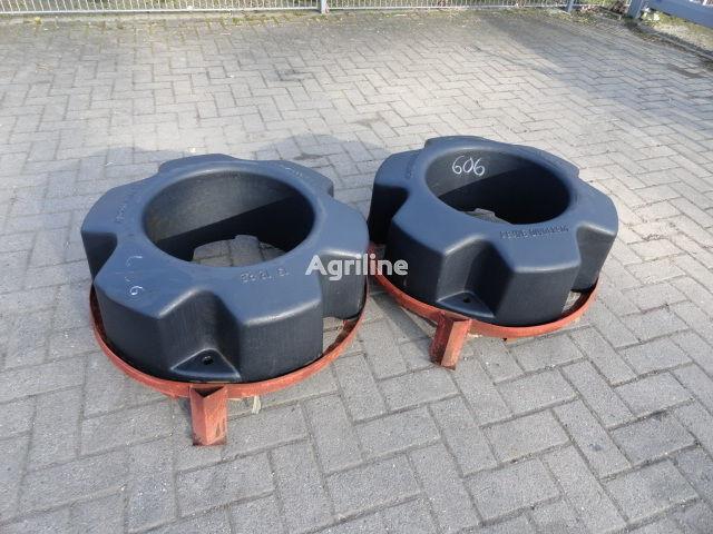 CASE IH Hinterradgewichte CNH 454 kg contragreutate nou