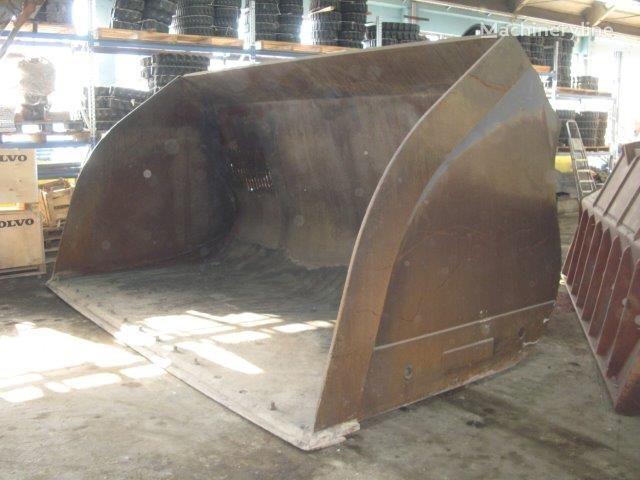 Light material bucket for coal cupă pentru încărcător frontal