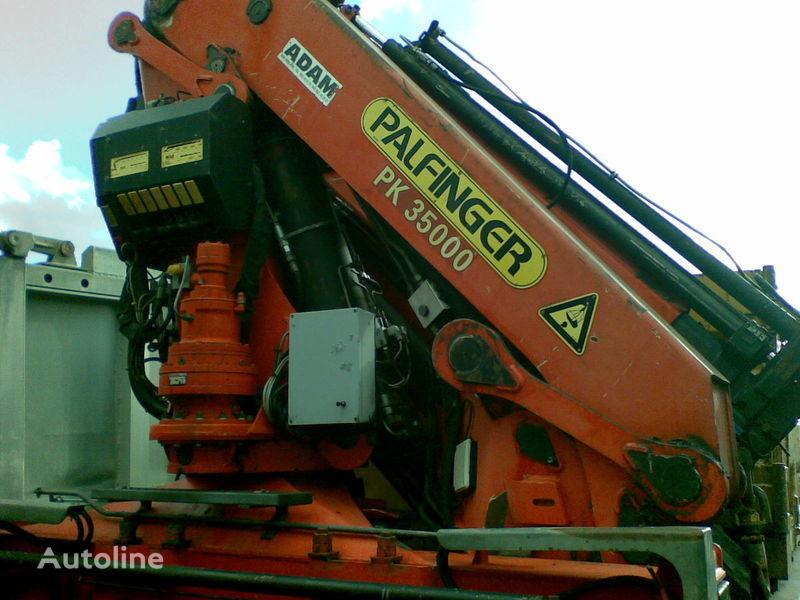 PALFINGER PK - 35000  ( Avstriya ) macara montată