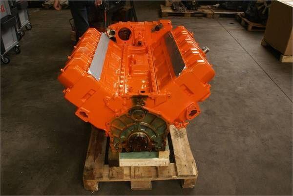 blocul cilindrilor pentru SCANIA DS14 LONG-BLOCK alte mașini de construcții