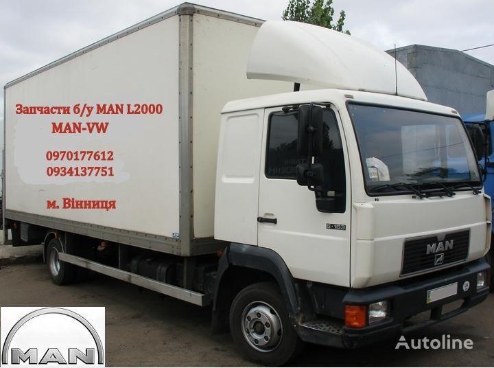 Man L2000 Stupicy Perednie Zadnie s podshypnikami. butuc pentru MAN L2000 camion