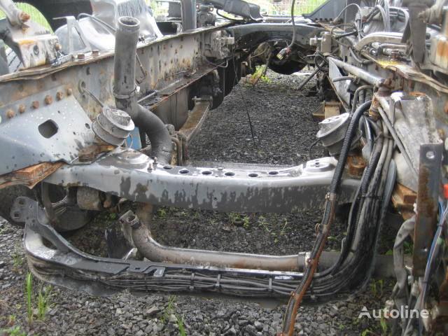 Scania R420 frame and drive axle R780 carcasă pentru autotractor