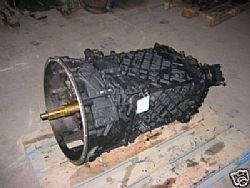 ZF 16 S 151 für MAN, DAF, Iveco, Renault cutie de viteze