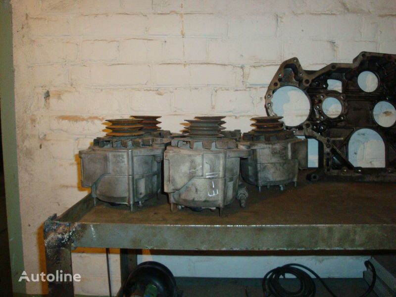 DAF (DAF), Renault (Reno) generator pentru autotractor