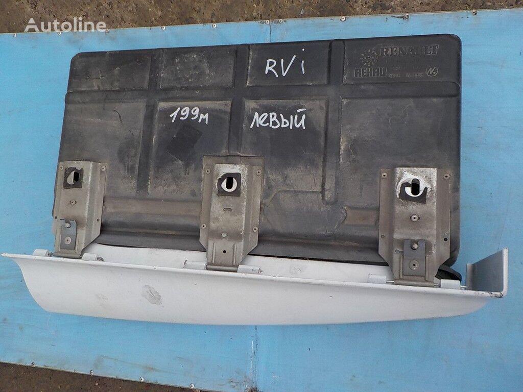 Bardachok Renault izolaţie pentru camion