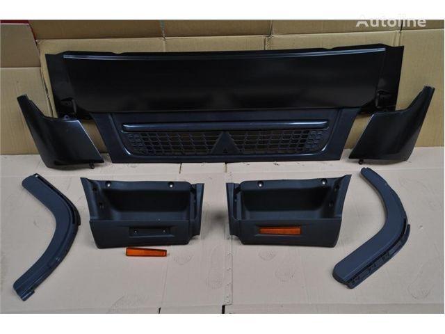 GRILL - ATRAPA PRZEDNIA izolaţie pentru MITSUBISHI FUSO CANTER camion