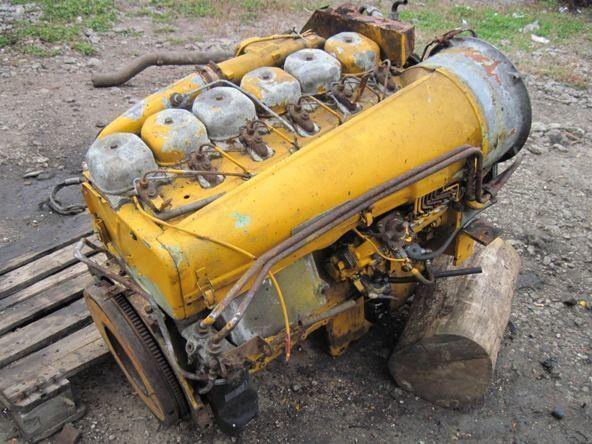 Deutz BF6L913 motor pentru excavator