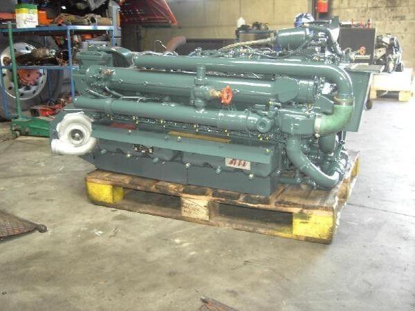 motor pentru DAF GS160 M alte mașini de construcții