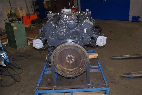 motor pentru Detroit 12V71 N alte mașini de construcții