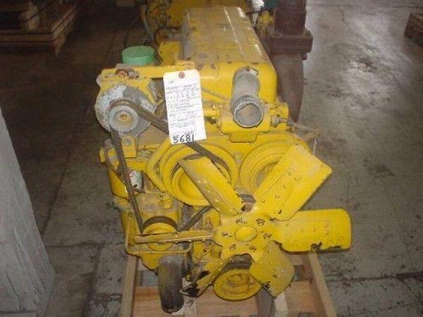 motor pentru Detroit 4-53 N alte mașini de construcții
