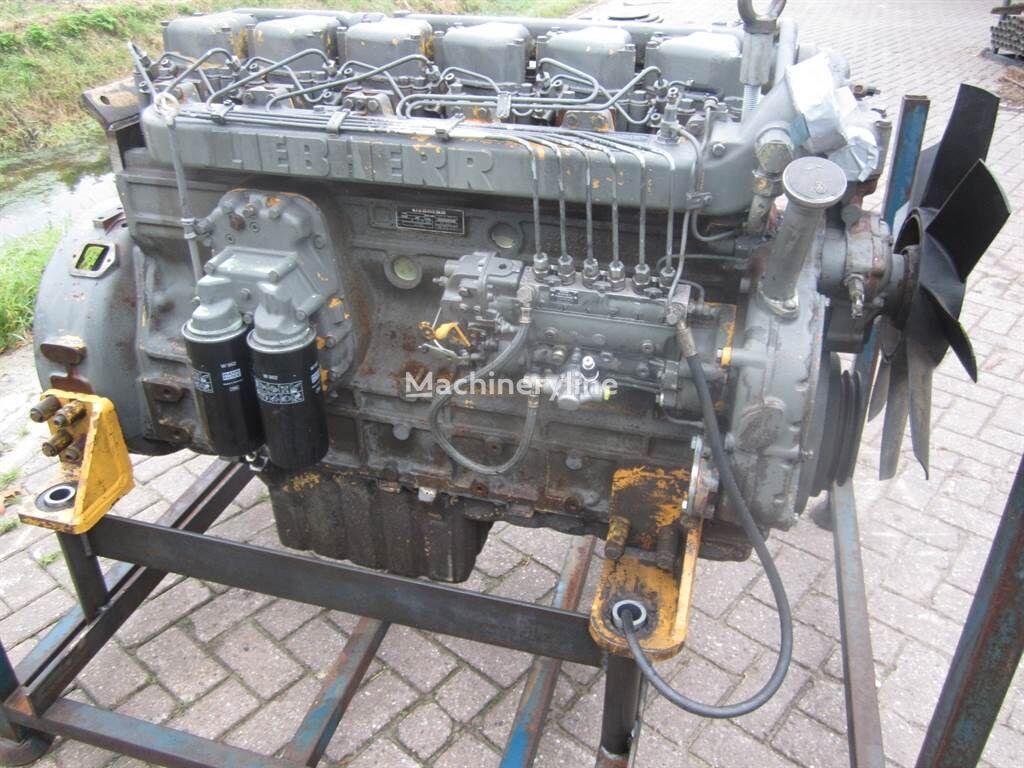 motor pentru LIEBHERR D926NA alte mașini de construcții