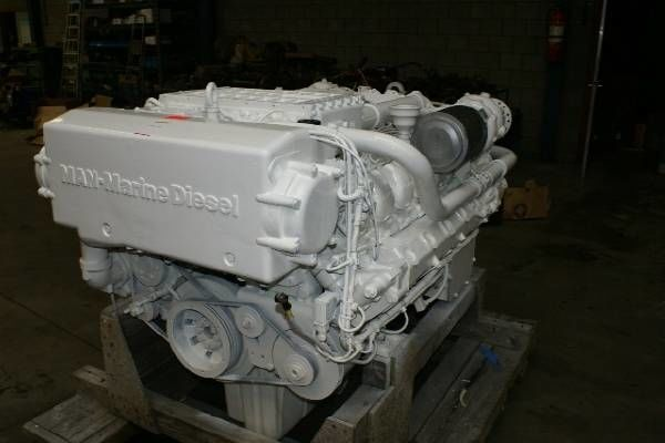 motor pentru MAN MAN MARINE alte mașini de construcții