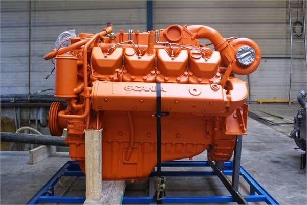 motor pentru SCANIA DI14 alte mașini de construcții