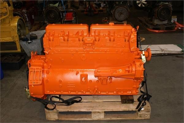 motor pentru SCANIA DSI 11 alte mașini de construcții
