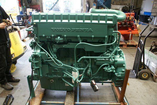 motor pentru VOLVO TWD1240VE alte mașini de construcții