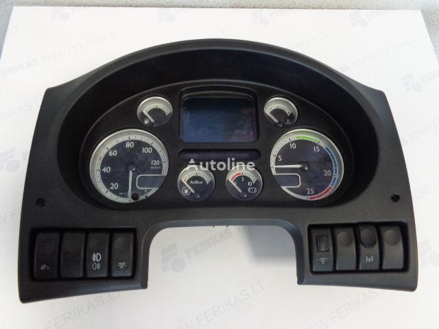 Siemens VDO Automotive AG 1743496, 1605300, 1605301, 1699396, 1699397 panou cu dispozitive pentru DAF 105 XF autotractor