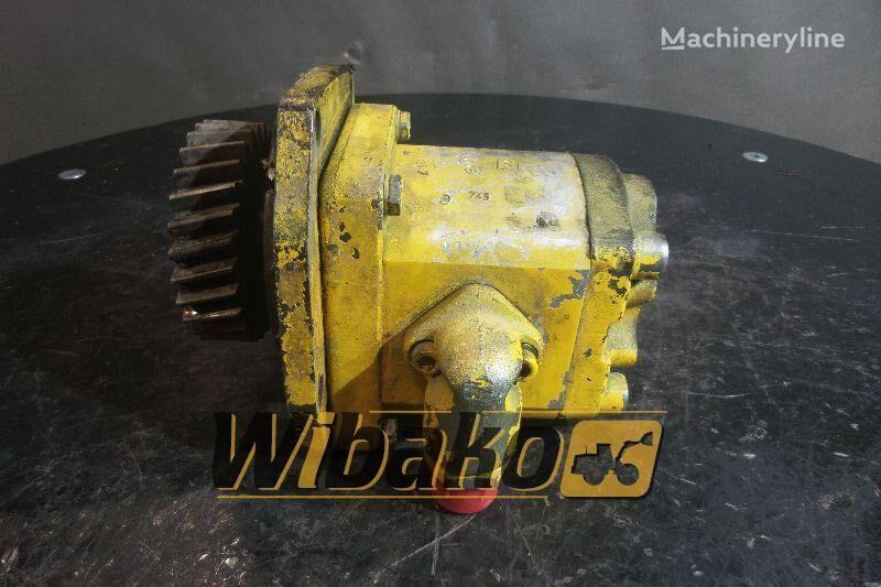 Gear pump Bosch 0510666004 piesă de schimb pentru 0510666004 excavator