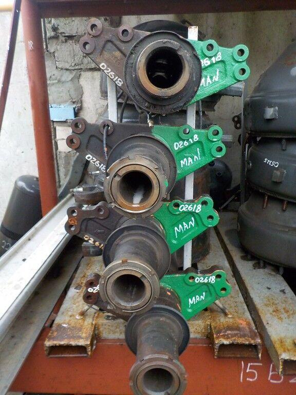 Korpus zadnego mosta MAN punte motoare pentru camion