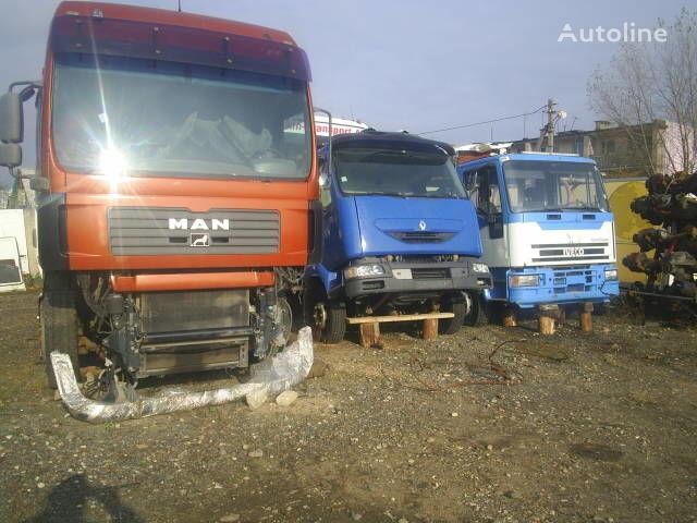 punte motoare pentru MAN TGA 18.480 camion