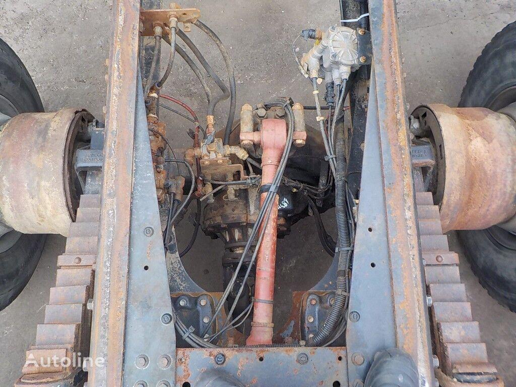 zadnego mosta Eurotrakker-Cursor R=1:1,565 Z=23/36 IVECO reductor pentru IVECO camion