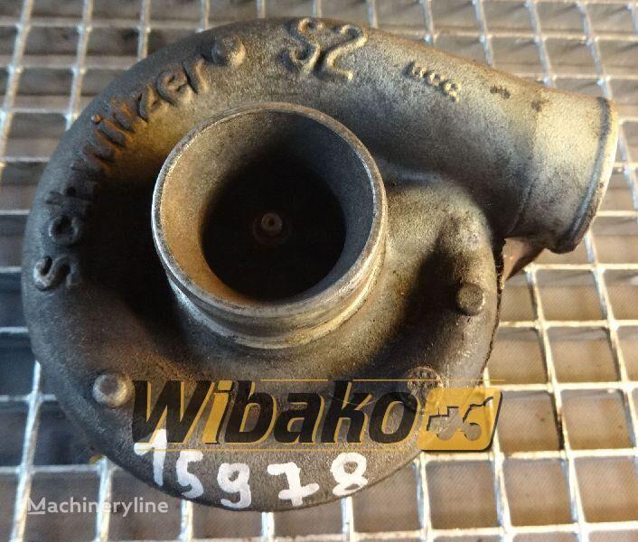Turbocharger Schwitzer S2A turbocompresor pentru S2A (2674A155) alte mașini de construcții