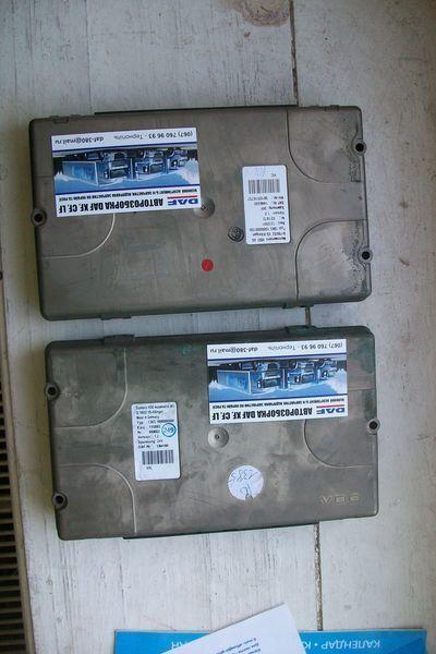 VDO 1446330 unitate de control pentru DAF autotractor