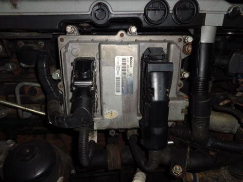 MAN EDC 440PS D2066LF36 ECU BOSH 0281020067 EURO4 unitate de control pentru MAN TGX autotractor