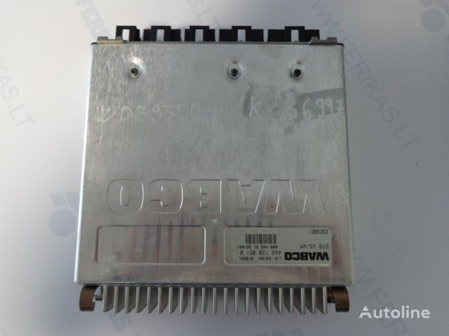 WABCO EPB  4S/4M  module 4461300500, 4461300510, 4461300530, 4461300540, 4461300570, 4461300600 unitate de control pentru MERCEDES-BENZ autotractor