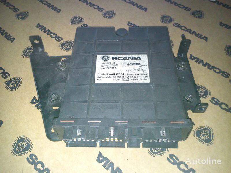 SCANIA Jednostka sterująca OPC unitate de control pentru SCANIA SERIE  R autotractor