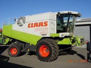 CLAAS 480 LEXION combină