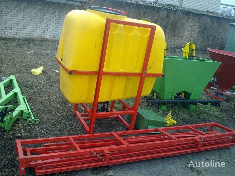 Opryskivatel polevoy navesnoy OPN-600 ,krylya 14m. maşină de erbicidat remorcabilă nou
