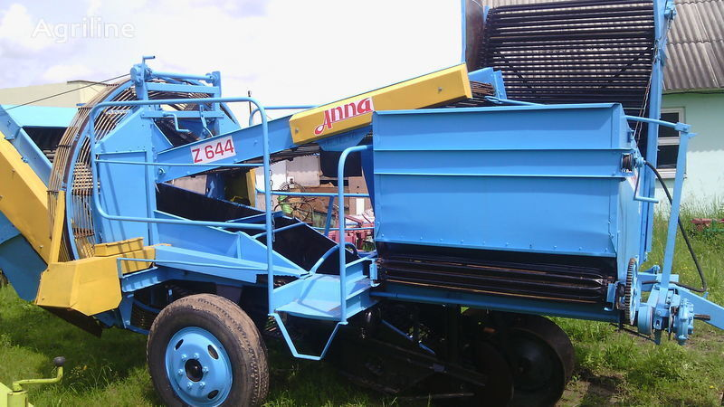 AGROMET ANNA-Z644 masina de scos cartofi în bucăți