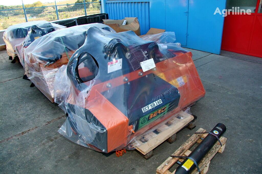 ECF-SB140 tocatoare de resturi