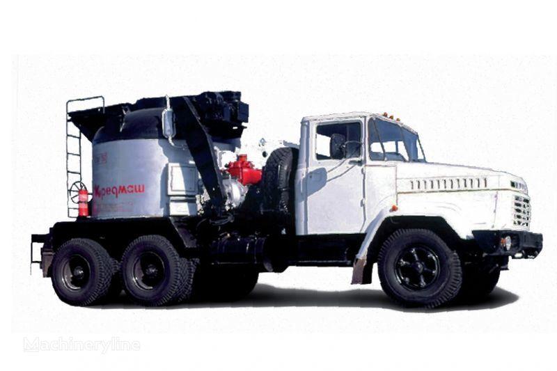 KRAZ 65055 KDM 1502 Kotel dlya litogo asfalta  alte mașini de construcții
