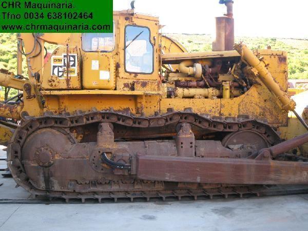 CATERPILLAR D9H buldozer