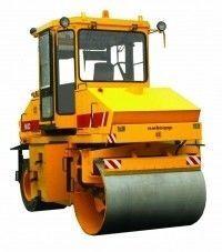 AMCODOR 6632 cilindru compactor pentru asfalt nou