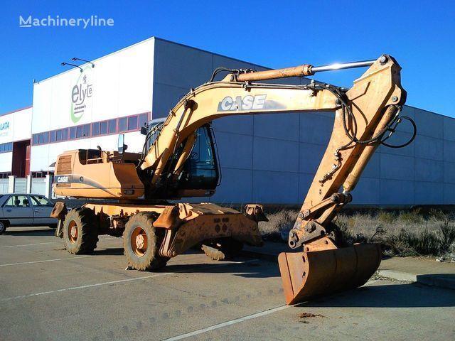 CASE WX200 excavator pe roţi