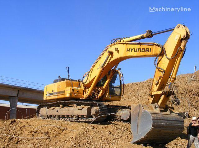 HYUNDAI R450 LC7 excavator pe şenile