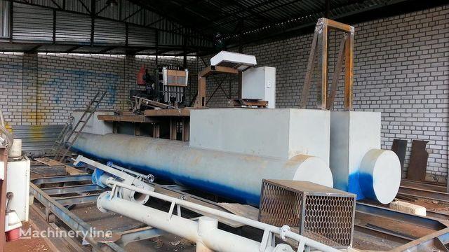 NSS Zemsnaryad 250/40-GR excavator plutitor nou