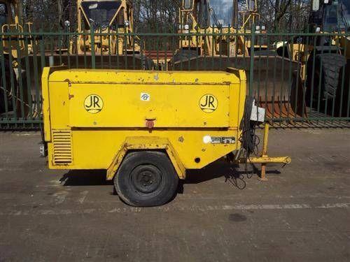 Onbekend Kluth KLAD 320/4/3SP generator